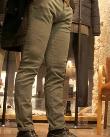 jeans messagerie kaki uni revolt orlans