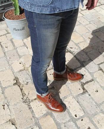 messagerie jeans délavé revolt orleans
