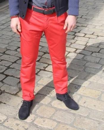 Pantalon atpco uni gaspard revolt orleans