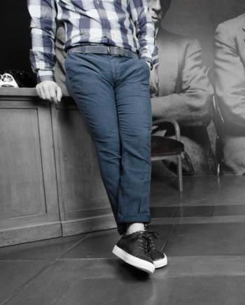 atpco pantalon jack bleu marine revolt Orléans
