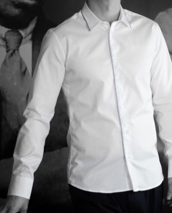 Paul & Joe chemise touptoit blanche Revolt Orléans