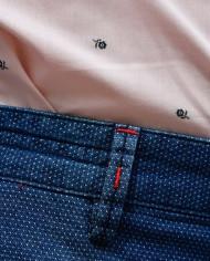 At.p.co jeans Sasa tissé détail