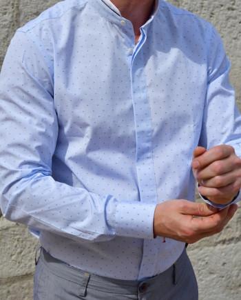 marchand drapier chemise beau homme revolt Orléans