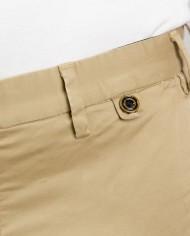 Atpco pantalon chino beige détail 2
