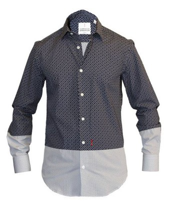 chemise, marchand drapier boat homme Revolt Orléans