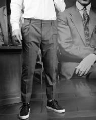 Paul & joe pantalon sequence gris revolt Orléans 2