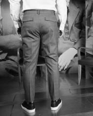 Paul & joe pantalon sequence gris revolt Orléans 4