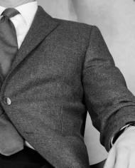 Veste matelassée grise Rick Taylor Revolt Orléans – 7
