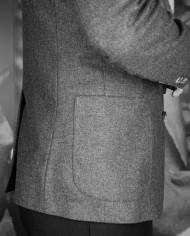 Veste matelassée grise Rick Taylor Revolt Orléans – 5
