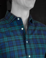 Gant Rugger chemise Luxury Twill Moonlight blue Revolt Orléans