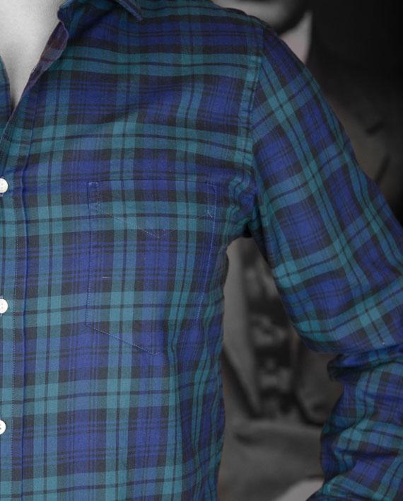 Gant Rugger chemise Luxury Twill Moonlight blue Revolt Orléans