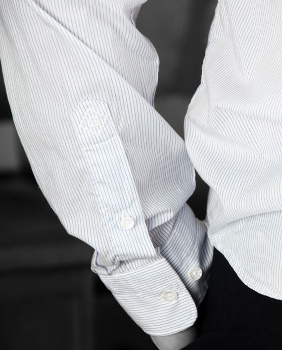 Gant rugger imported fabrics blue revolt Orléans