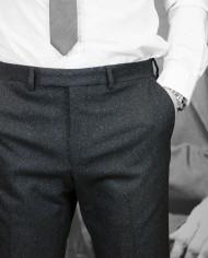 Gant rugger pantalon Donnegal Smarty pants blue revolt Orléans 4