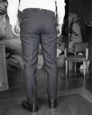 Gant rugger pantalon Donnegal Smarty pants blue revolt Orléans 3