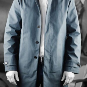 Gant rugger imperméable laminated coat Revolt Orléans