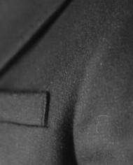 Manteau Rick Taylor noir épaule