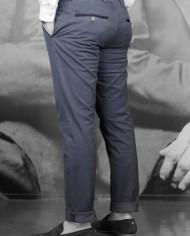 Marchand Drapier pantalon Positano 3:4 dos