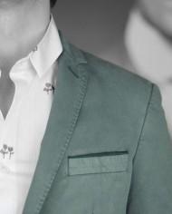 Marchand Drapier veste Amalfi épaule