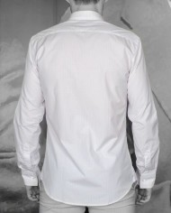 Paul & Joe chemise tripode blanche dos