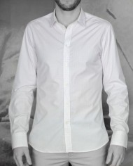 Paul & Joe chemise tripode blanche face
