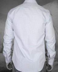 Marchand Drapier chemise buci bleu dos