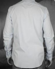 Marchand Drapier chemise grenelle bleu dos