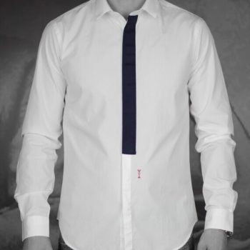 marchand drapier chemise gros grain blanc revolt Orléans