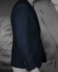 Marchand Drapier veste matisse marine côté