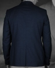 Marchand Drapier veste matisse marine dos
