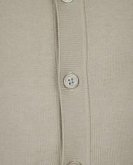 Paolo Pecora chemisette beige détail boutons