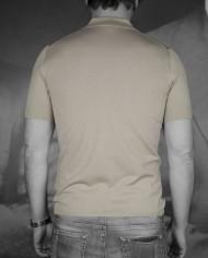 Paolo Pecora chemisette beige dos