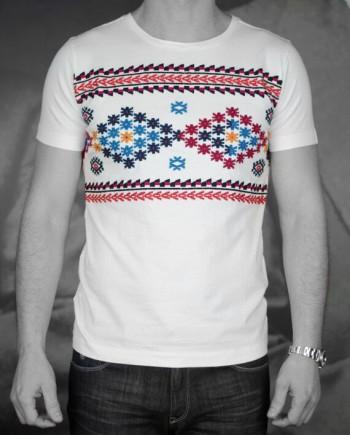 Paul & Joe t-shirt knock ecru Revolt Orléans