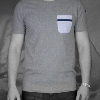Marchand Drapier t-shirt raspail gris Revolt Orléans