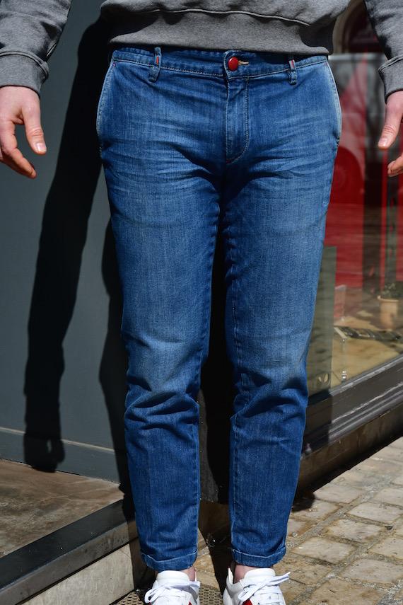 Jeans sasa marinad délavé Revolt Orléans