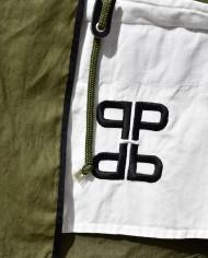 Paolo Pecora veste lin kaki intérieur
