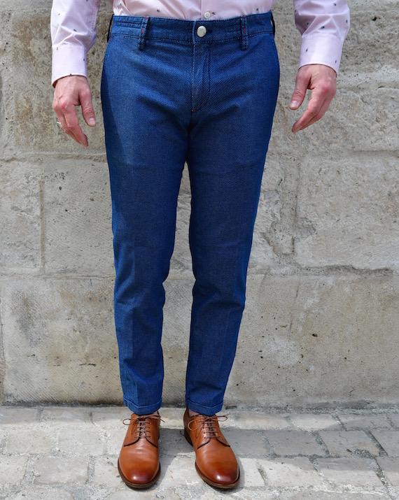 Jeans sasa tissé homme Revolt Orléans