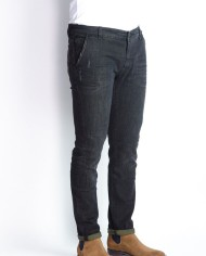 Messagerie jeans noir délavé 3:4