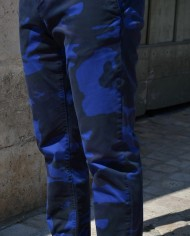 Atpco pantalon camo bleu 3:4