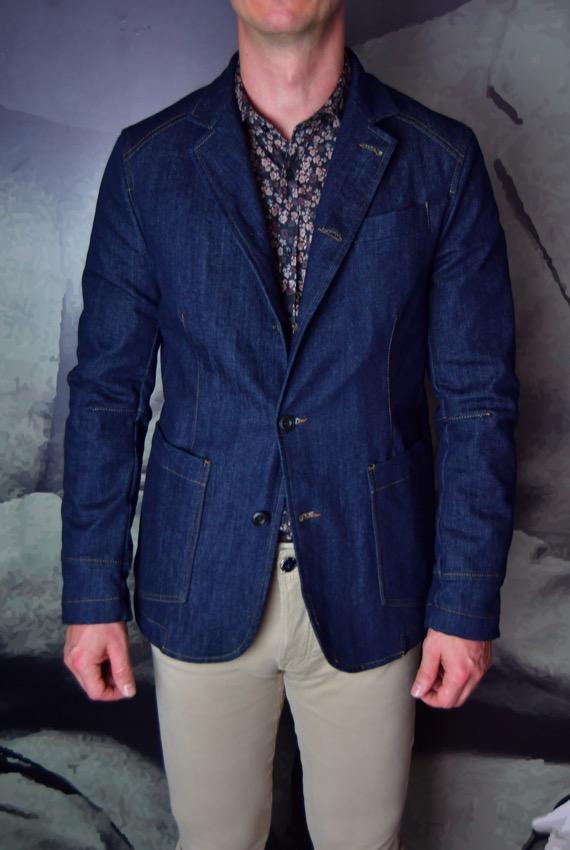 veste messagerie hill jeans brut revolt orleans