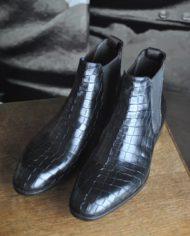 Giorgio boots nairobi black face