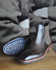 Girogio boots marron coté