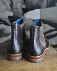Girogio boots marron dos
