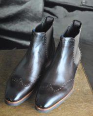 Girogio boots marron haut