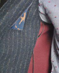 At.p.co veste Leon détail intérieur