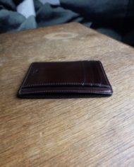 Il Bussetto porte cartes simple choco 3
