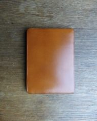 Il Bussetto porte cartes simple cognac 2
