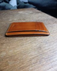 Il Bussetto porte cartes simple cognac 3