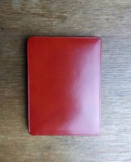 Il Bussetto porte cartes simple rouge 2