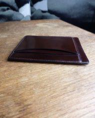 Il Bussetto porte cartes veste choco 3