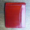 Il Bussetto porte cartes veste rouge revolt orleans